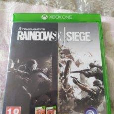 Videogiochi e Consoli: RAINBOW SIX SIEGE XBOX ONE. Lote 284077273