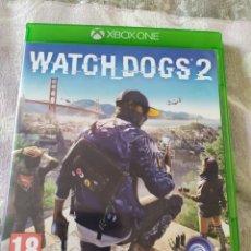 Videogiochi e Consoli: WATCH DOGS 2 XBOX ONE. Lote 284077328