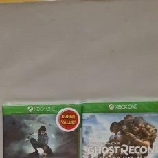Jeux Vidéo et Consoles: LOTE DE 3 JUEGOS DE LA XBOX ONE. NUEVOS PRECINTADOS.. Lote 284811758