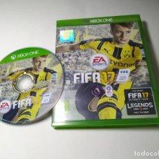 Xbox One: FIFA 17 ( XBOX ONE - PAL - UK ). Lote 285076933