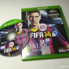 Xbox One: FIFA 14 ( XBOX ONE - PAL - UK ). Lote 285076968