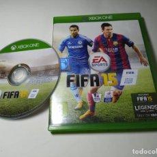 Xbox One: FIFA 15 ( XBOX ONE - PAL - UK ). Lote 285077028
