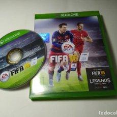 Xbox One: FIFA 16 ( XBOX ONE - PAL - UK ). Lote 285077058