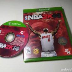 Xbox One: NBA2K14 ( XBOX ONE - PAL - UK ). Lote 285077168