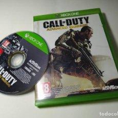 Xbox One: CALL OF DUTY ADVANCED WARFARE ( XBOX ONE - PAL - UK ). Lote 285077533