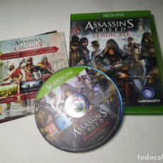 Xbox One: ASSASIN´S CREED SYNDICATE ( XBOX ONE - PAL - UK ). Lote 285077803