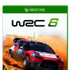 Xbox One: WRC 6 - XBOX ONE. Lote 285827308
