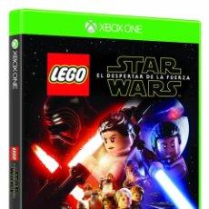 Xbox One: LEGO STAR WARS EL DESPERTAR DE LA FUERZA - XBOX ON. Lote 285827313