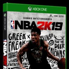 Xbox One: NBA 2K19 - XBOX ONE. Lote 285827323