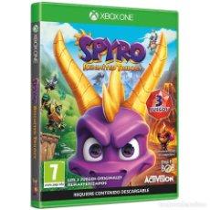 Xbox One: SPYRO REIGNITED TRILOGY - XBOX ONE. Lote 285827328