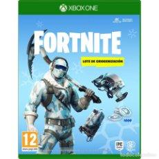 Xbox One: FORTNITE CRIOGENIZACION +1.000 PAVOS (DLC) - XBO. Lote 285827348