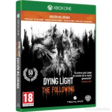 Xbox One: DYING LIGHT ENHANCED EDITION - XBOX ONE. Lote 285827353