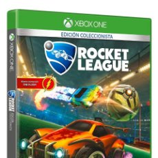Xbox One: ROCKET LEAGUE COLLECTOR EDITION - XBOX ONE. Lote 285827358