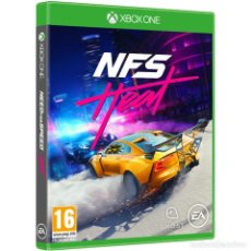 Xbox One: NEED FOR SPEED HEAT - XBOX ONE. Lote 285827363