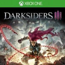 Xbox One: DARKSIDERS III - XBOX ONE. Lote 285827383
