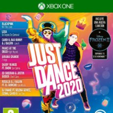 Xbox One: JUST DANCE 2020 - XBOX ONE. Lote 285827443