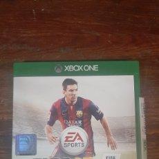 Xbox One: XBOX ONE FIFA 15. Lote 285969658
