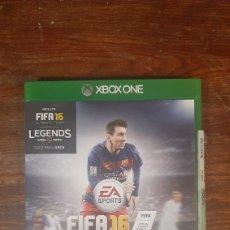 Xbox One: XBOX ONE FIFA 16. Lote 285970058