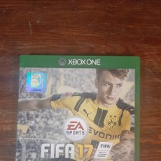 Xbox One: XBOX ONE FIFA 17. Lote 285970348