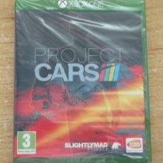 Xbox One: PROJECT CARS XBOX ONE PAL ESPAÑA PRECINTADO. Lote 286803693