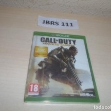 Xbox One: XBOX ONE - CALL O DUTY ADVANCED WARFARE , PAL ESPAÑOL , PRECINTADO. Lote 286874423