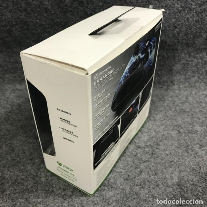 Xbox One: POWERA WIRED CONTROLLER ARC LIGHTNING MICROSOFT XBOX ONE SERIES X - Foto 6 - 287179303