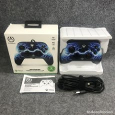 Xbox One: POWERA WIRED CONTROLLER ARC LIGHTNING MICROSOFT XBOX ONE SERIES X. Lote 287179303