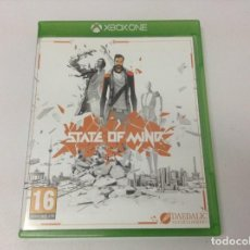 Xbox One: STATE OF MIND. Lote 287922973