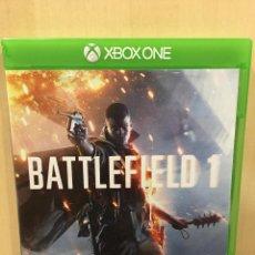 Xbox One: BATTLEFIELD 1 - XBOX ONE (2ª MANO - BUENO). Lote 288427768