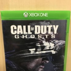 Xbox One: CALL OF DUTY GHOSTS - XBOX ONE (2ª MANO - BUENO). Lote 288427828