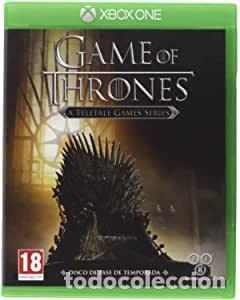 JUEGO DE TRONOS TEMPORADA 1 - XBOX ONE (2ª MANO - BUENO) (Juguetes - Videojuegos y Consolas - Xbox One)