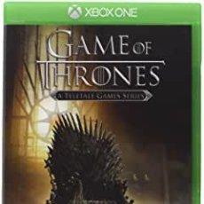 Xbox One: JUEGO DE TRONOS TEMPORADA 1 - XBOX ONE (2ª MANO - BUENO). Lote 288427923