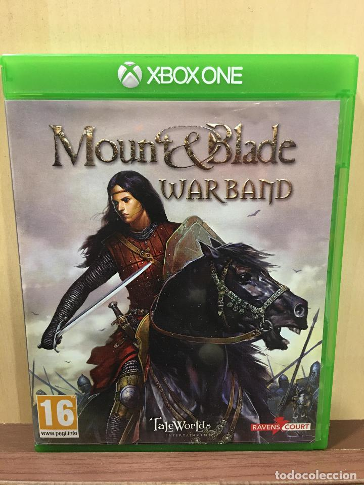 MOUNT AND BLADE WARBAND - XBOX ONE (2ª MANO - BUENO) (Juguetes - Videojuegos y Consolas - Xbox One)