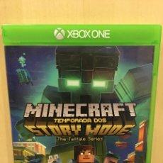 Xbox One: MINECRAFT STORY MODE - SEASON 2 - XBOX ONE (2ª MANO - BUENO). Lote 288427943
