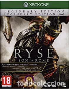 MICROSOFT RYSE: LEGENDARY EDITION XBOX ONE (2ª MANO - BUENO) (Juguetes - Videojuegos y Consolas - Xbox One)
