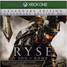 Xbox One: MICROSOFT RYSE: LEGENDARY EDITION XBOX ONE (2ª MANO - BUENO). Lote 288427948