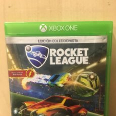 Xbox One: ROCKET LEAGUE COLLECTOR EDITION - XBOX ONE (2ª MANO - BUENO). Lote 288427958