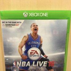 Xbox One: NBA LIVE 16 XBOX ONE (2ª MANO - BUENO). Lote 288427973