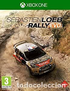 SEBASTIEN LOEB RALLY EVO - XBOX ONE (2ª MANO - BUENO) (Juguetes - Videojuegos y Consolas - Xbox One)