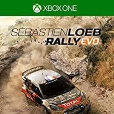 Xbox One: SEBASTIEN LOEB RALLY EVO - XBOX ONE (2ª MANO - BUENO). Lote 288427993