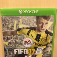 Xbox One: FIFA 17 - XBOX ONE (2ª MANO - BUENO). Lote 288427998