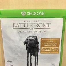 Xbox One: STAR WARS BATTLEFRONT - XBOX ONE (2ª MANO - BUENO). Lote 288428003
