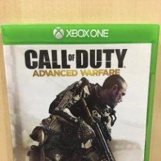 Xbox One: CALL OF DUTY ADVANCED WARFARE - XBOX ONE (2ª MANO - BUENO). Lote 288428013