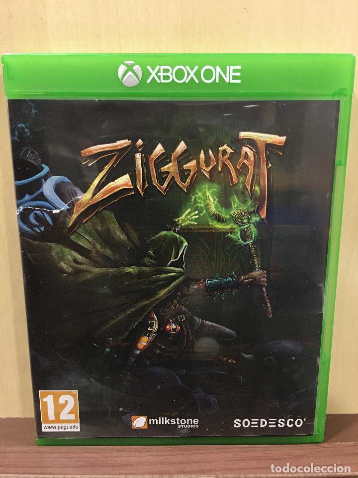 ZIGGURAT - XBOX ONE (2ª MANO - BUENO) (Juguetes - Videojuegos y Consolas - Xbox One)