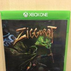Xbox One: ZIGGURAT - XBOX ONE (2ª MANO - BUENO). Lote 288428018