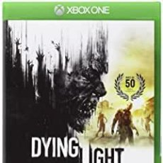 Xbox One: DYING LIGHT - XBOX ONE (2ª MANO - BUENO). Lote 288428028