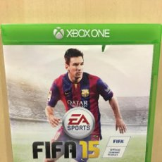 Xbox One: FIFA 15 - XBOX ONE (2ª MANO - BUENO). Lote 288428038