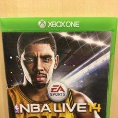 Xbox One: NBA LIVE 14 - XBOX ONE (2ª MANO - BUENO). Lote 288428043