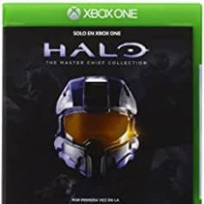 Xbox One: HALO: THE MASTER CHIEF COLLECTION (2ª MANO - BUENO). Lote 288428053
