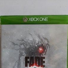 Xbox One: JUEGO XBOXONE FADE TO SILENCE PRECINTADO. Lote 289296988